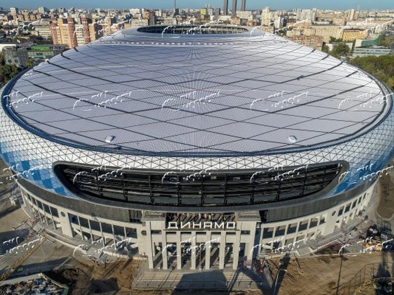 "Стадион ""Динамо"" // фото: Алексей Куденко / РИА ""Новости"""