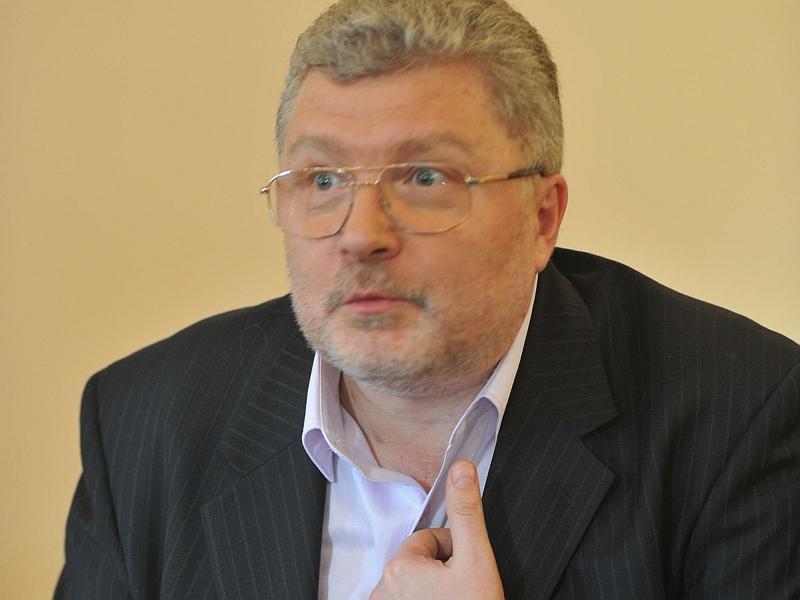 Юрий Поляков // фото: Комсомольская Правда / Global Look Press