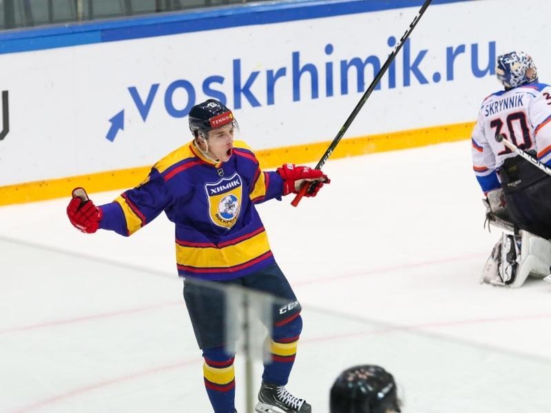 """Фото с официального сайта ХК """"Химик"""" Воскресенск"""