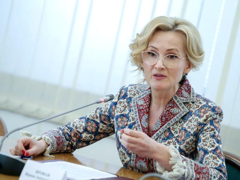 Ирина Яровая // фото: Global Look Press