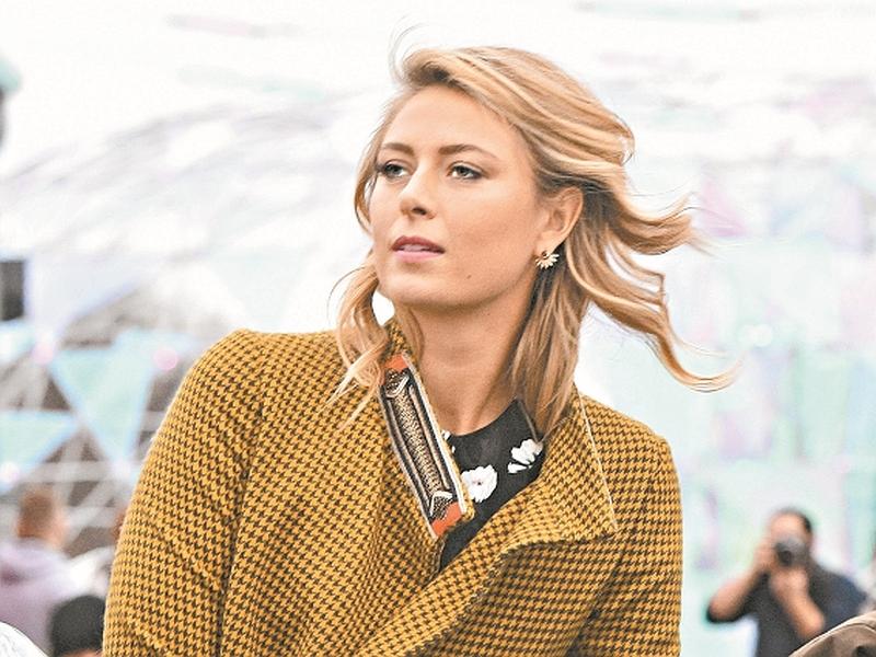 Мария Шарапова // фото: Global Look Press