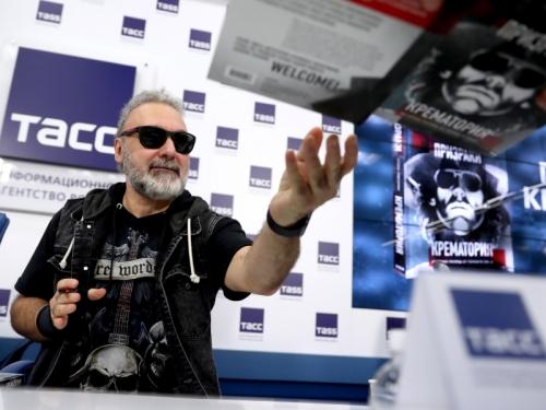 Армен Григорян // фото: Антон Новодережкин / ТАСС