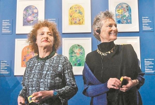 Белла и Мерет Мейер // фото в статье: Агентство городских новостей