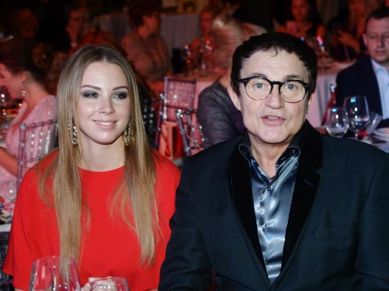 Дибров с женой // фото: Global Look Press