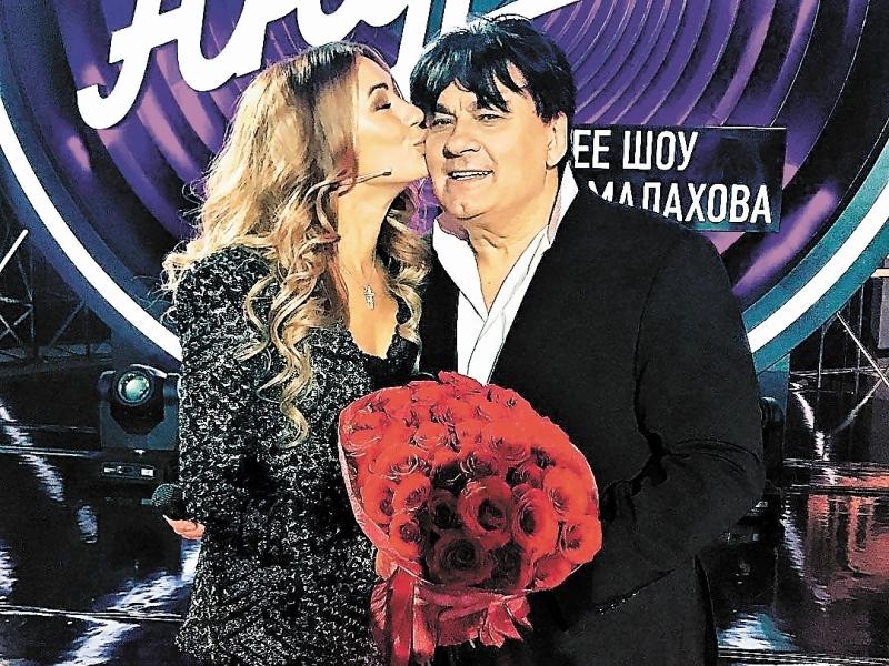Александр Серов с дочерью // фото: соцсети