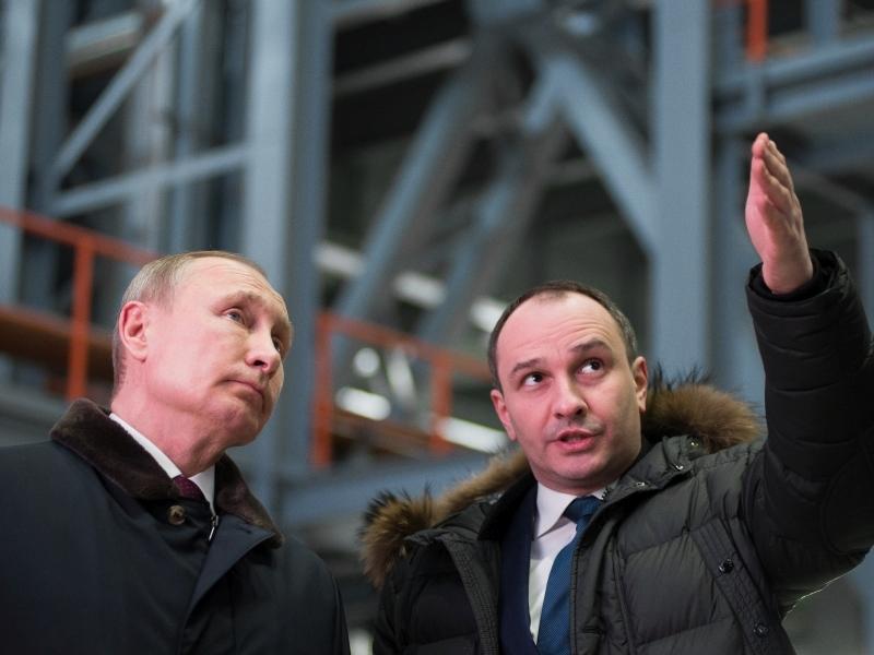 Ковальчук привел к успеху родственника президента // фото: Анна Майорова / ТАСС