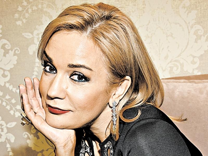 Татьяна Буланова // фото: Global Look Press