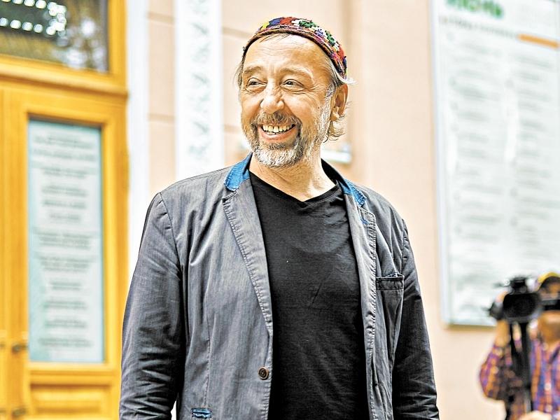Николай Коляда // фото в статье: личный архив Николая Коляды
