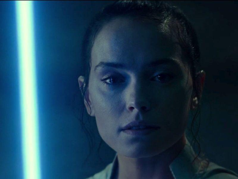 """Кадр из фильма """"Звездные войны: Скайуокер. Восход"""""""