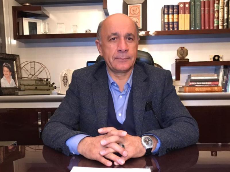Ихсан Башбозкурт. Фото автора