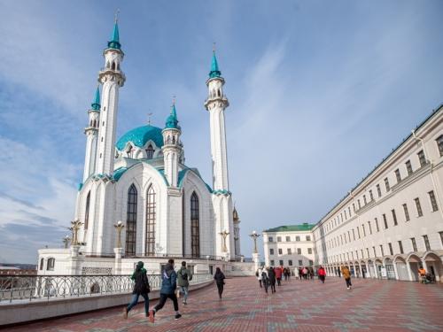Казань – лучший город в России (по мнению россиян) // фото: Global Look Press