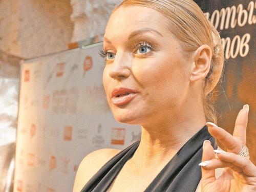 "Анастасия Волочкова. Фото: Андрей Струнин / ""Собеседник"""