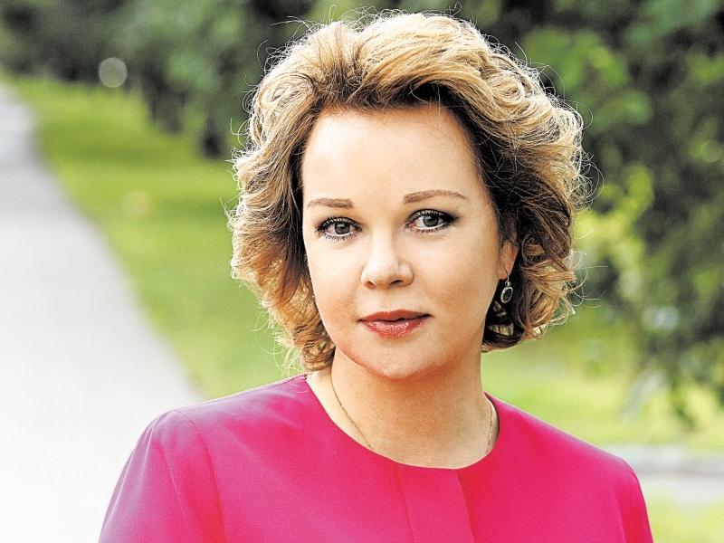 Елена Валюшкина // фото: Сергей Снегирев