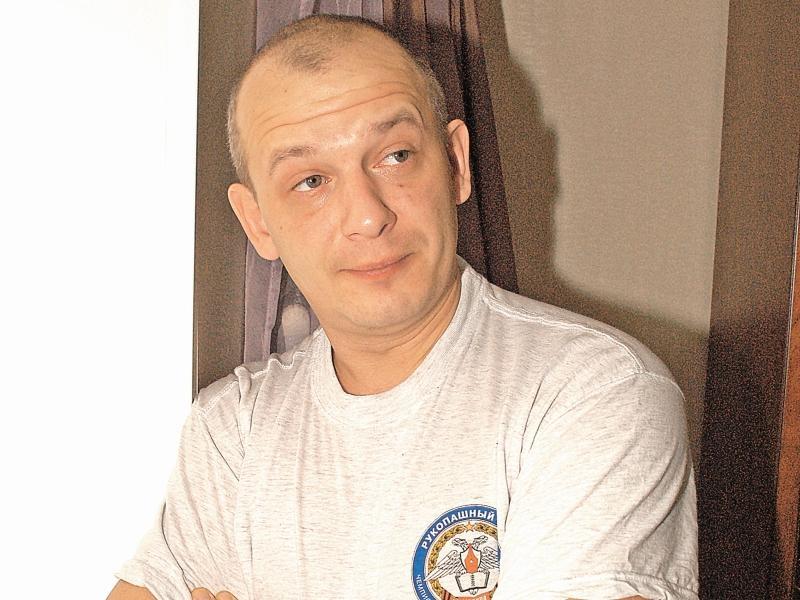 Дмитрий Марьянов // фото: Сергей Иванов