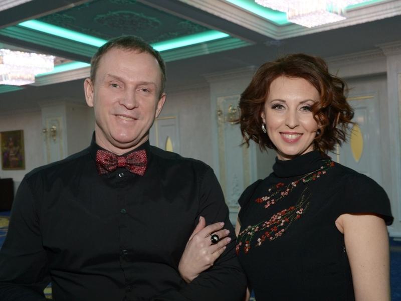 Рыбин и Сенчукова // фото: Global Look Press