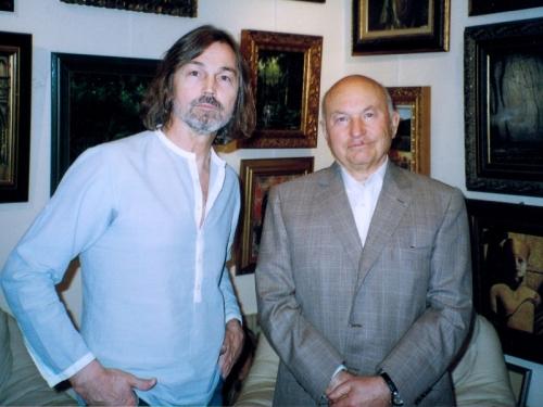 фото из личного архива Никаса Сафронова