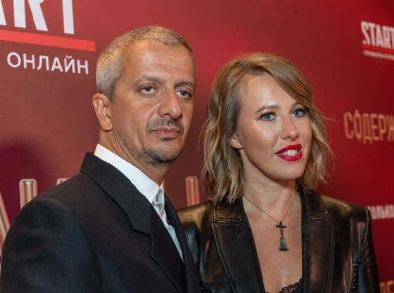 Константин Богомолов с женой Ксенией Собчак // фото: Global Look Press