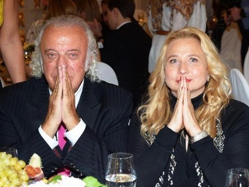 Илья Резник с женой // фото в статье: Instagram, Global Look Press