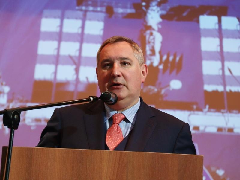 Дмитрий Рогозин // Фото: Global Look Press