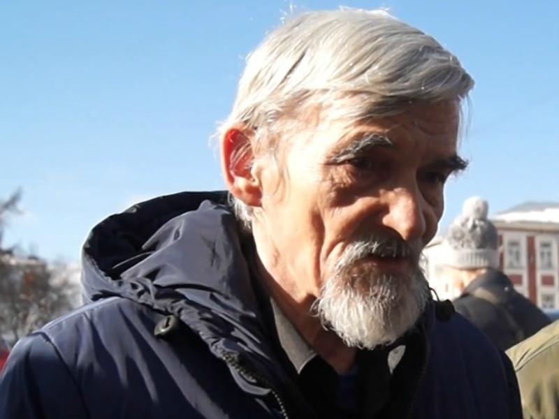 Юрий Дмитриев получил правозащитную премию Франции и Германии. В РФ он получил срок
