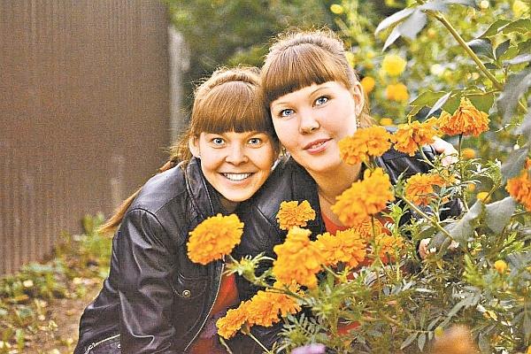 Тоня и Юлия