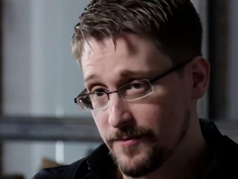 Эдвард Сноуден // Скриншот с видео на YouTube