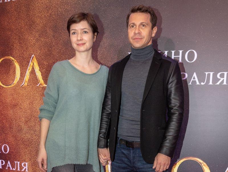 Павел Деревянко с бывшей женой Дарьей // фото: Global Look Press