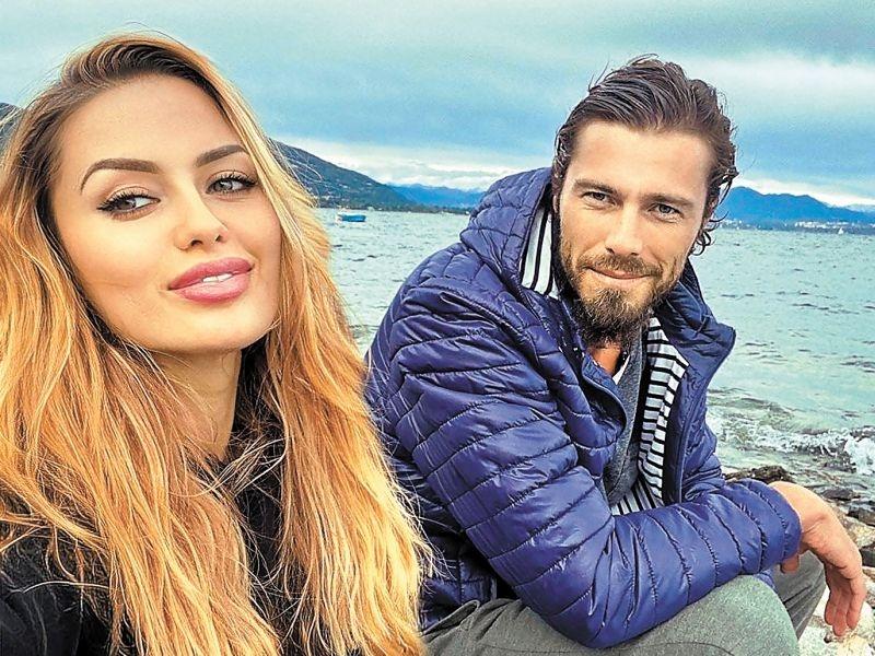 Виктория с Маратом Сафиным // фото: Instagram