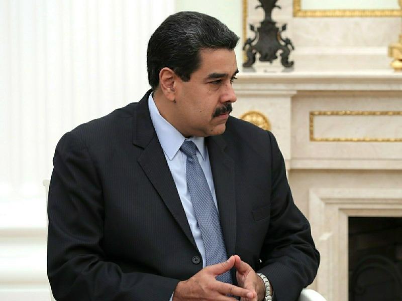 Николас Мадуро // Фото: Global Look Press