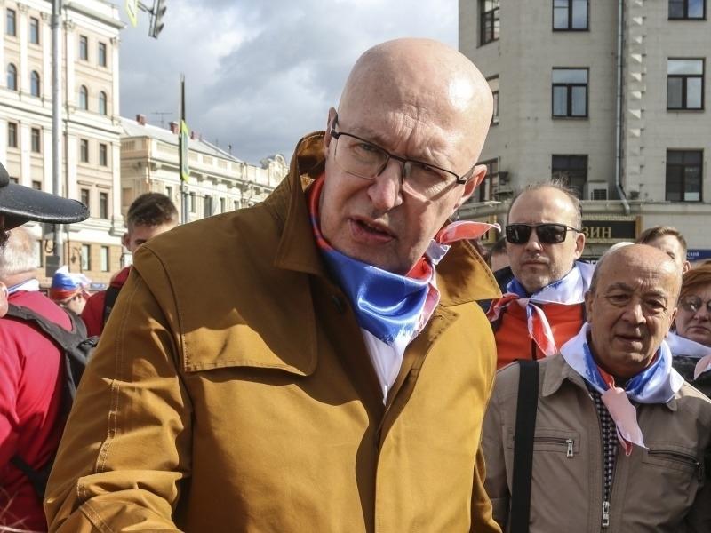 Валерий Соловей // Фото: Андрей Струнин
