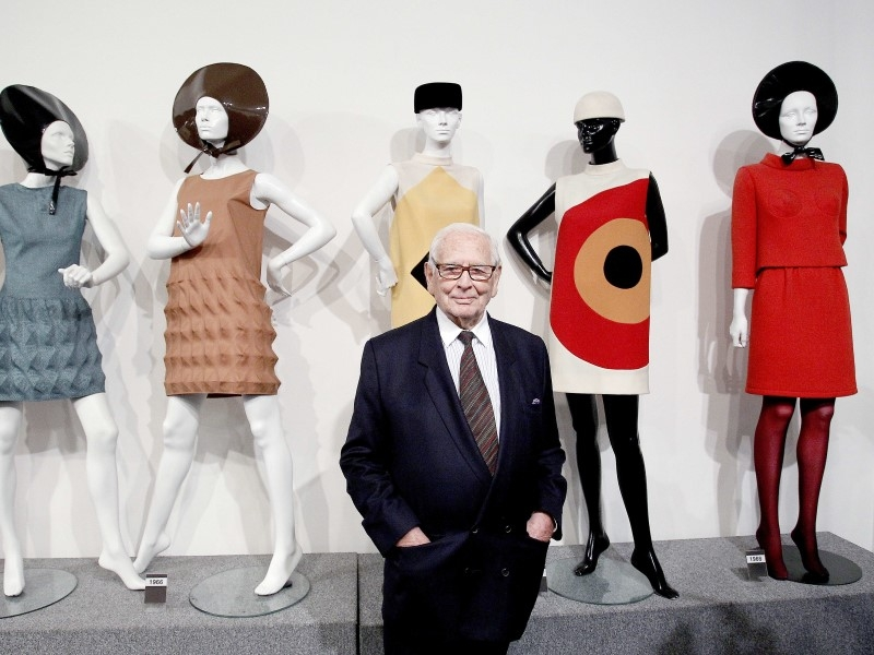 Пьер Карден // Фото: Global Look Press