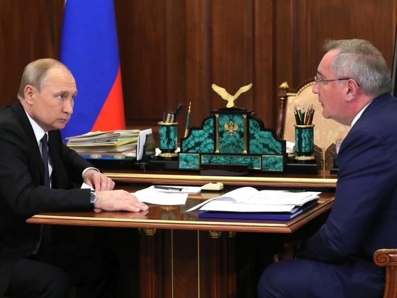 Рогозин поспорил с Кремлем в оценке американских санкций