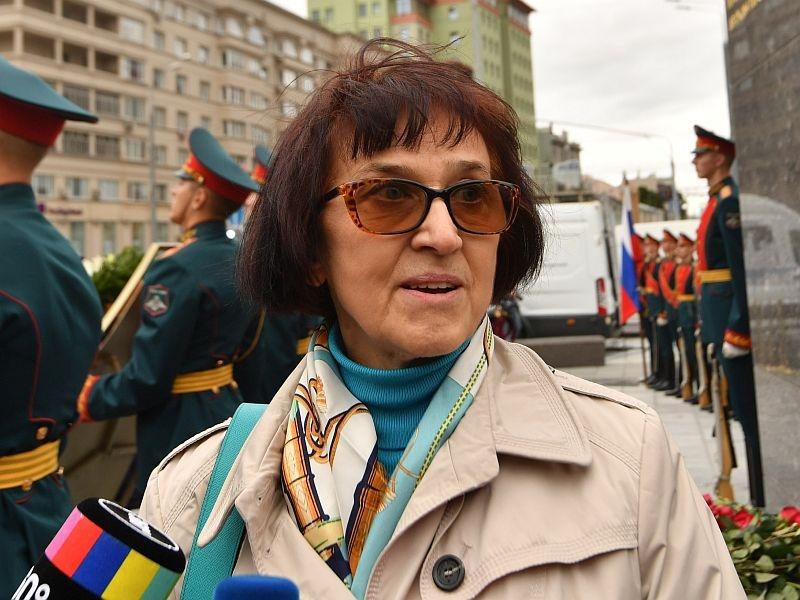 Дочь Калашникова // фото в статье: Global Look Press