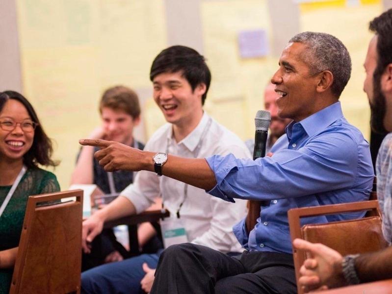 Барак Обама // Фото: Global Look Press