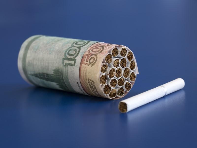 стоимость табачных изделий в 2021 году