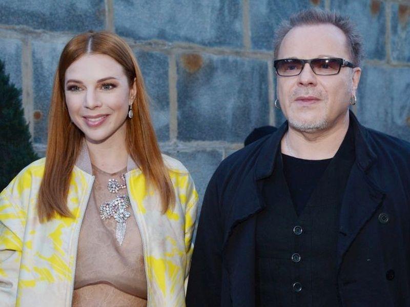 Наталья Подольская и Владимир Пресняков // фото: Global Look Press