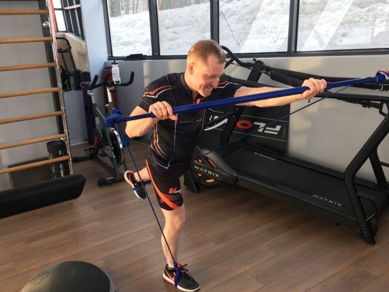 Дмитрий Воронин – Мастер спорта международного класса, победитель и призер Кубка и Чемпионата мира по лыжероллерам, трехкратный чемпион России в спринте, основатель клуба Voronin Sport