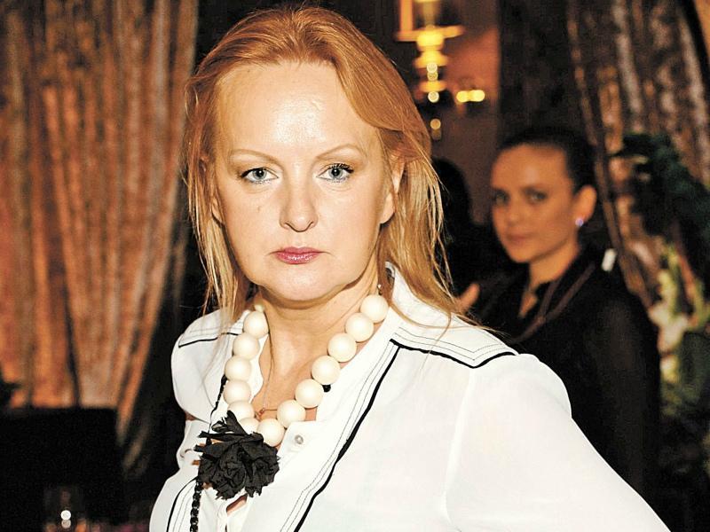 Светлана Лазарева // Фото: Global Look Press
