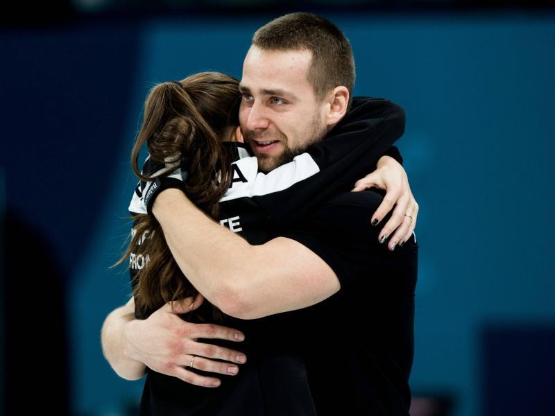 Радость от бронзовой медали продолжалась 5 дней // Фото: Global Look Press