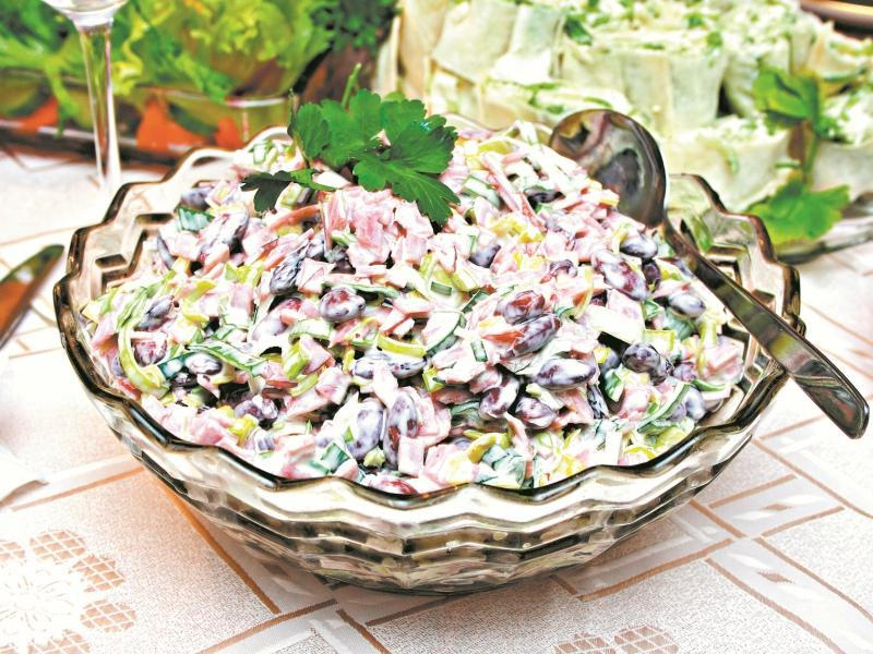 салат россия рецепт