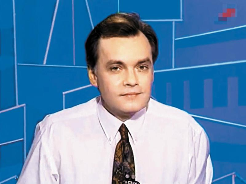Молодой журналист Киселев был бунтарем и либералом