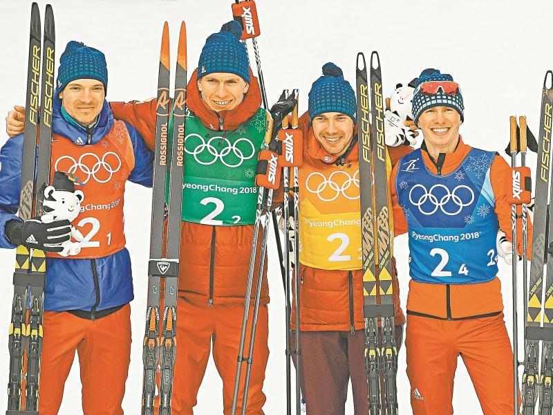 Безоружные лыжники взяли больше трофеев