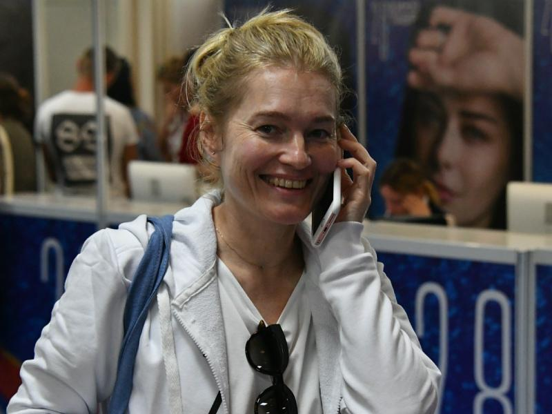 Виктория Толстоганова // Фото: Global Look Press