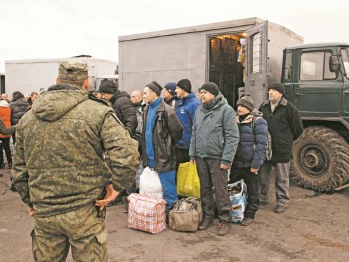 Свои среди чужих. За что сажают россиян в Украине – и в ЛНР/ДНР
