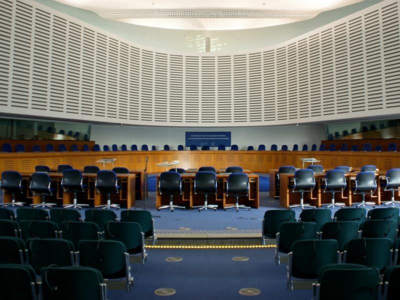 Зал заседания ЕСПЧ в Страсбурге // Фото: wikipedia.org (CC BY-SA 3.0)