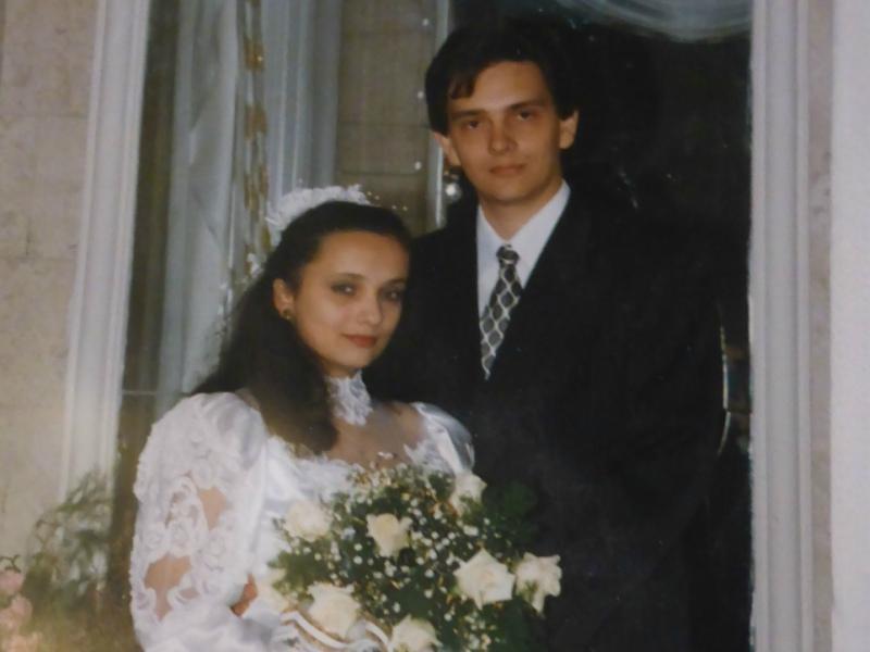 Старшая дочь Николая Еременко Ольга