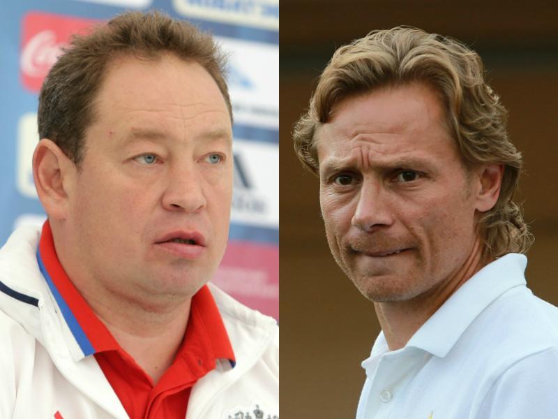 Леонид Слуцкий и Валерий Карпин // Фото: Global Look Press