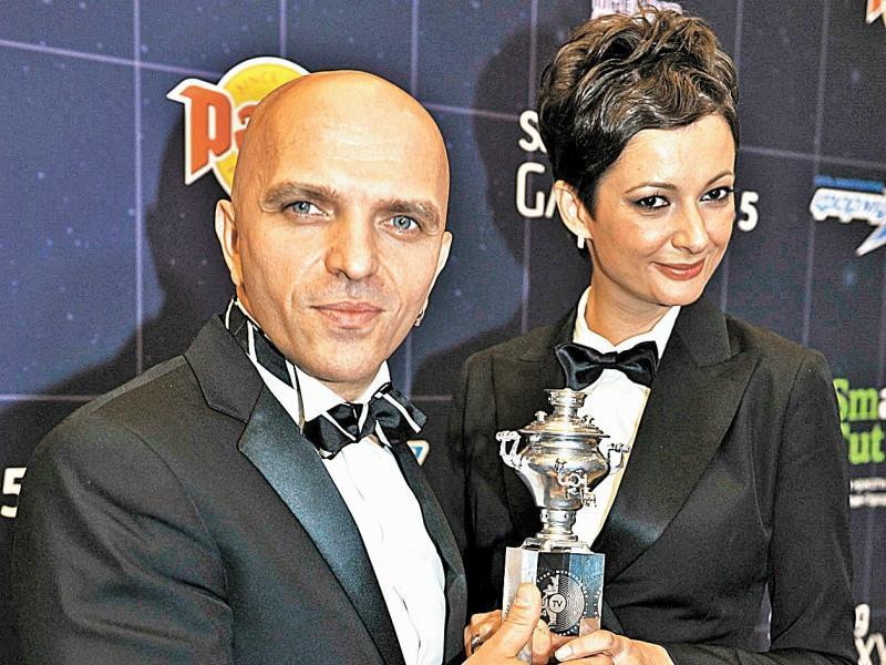 С Викторией Талышинской
