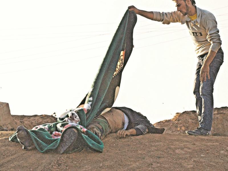 В Сирии каждый день гибнут люди // Фото: Global Look Press