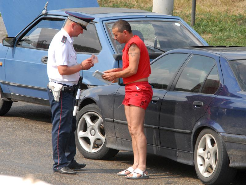 Учить других рулить вежливо гражданам предложено на бескорыстной основе // фото: Виктор Погонцев / Global Look Press